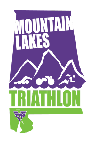Mountain Lakes Triathlon Logo
