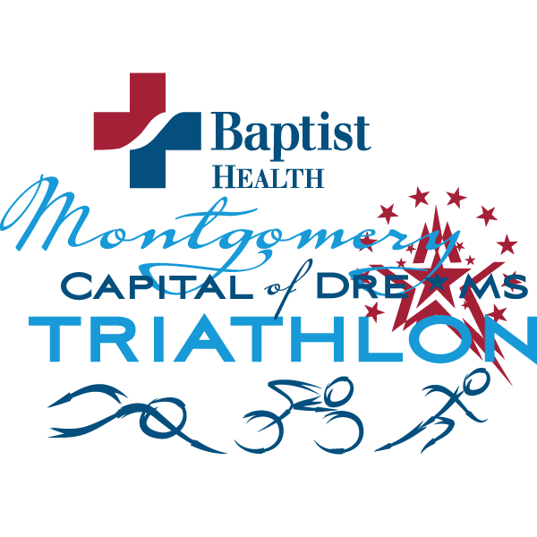 Baptist Health Capital of Dreams Triathlon Logo