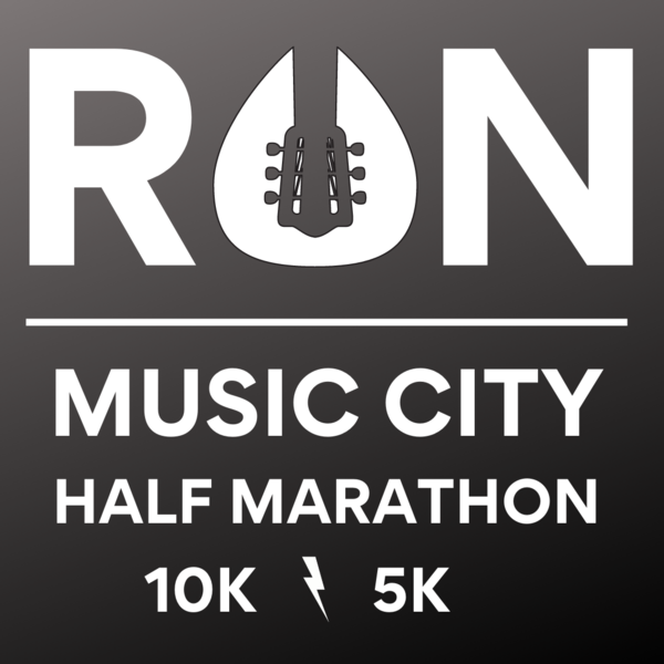 Music City Half Marathon, 10k and 5k Logo